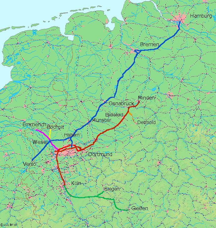Duisburg Dortmund