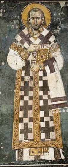 Konstantinos Cabasilas Ohrid Perivleptos