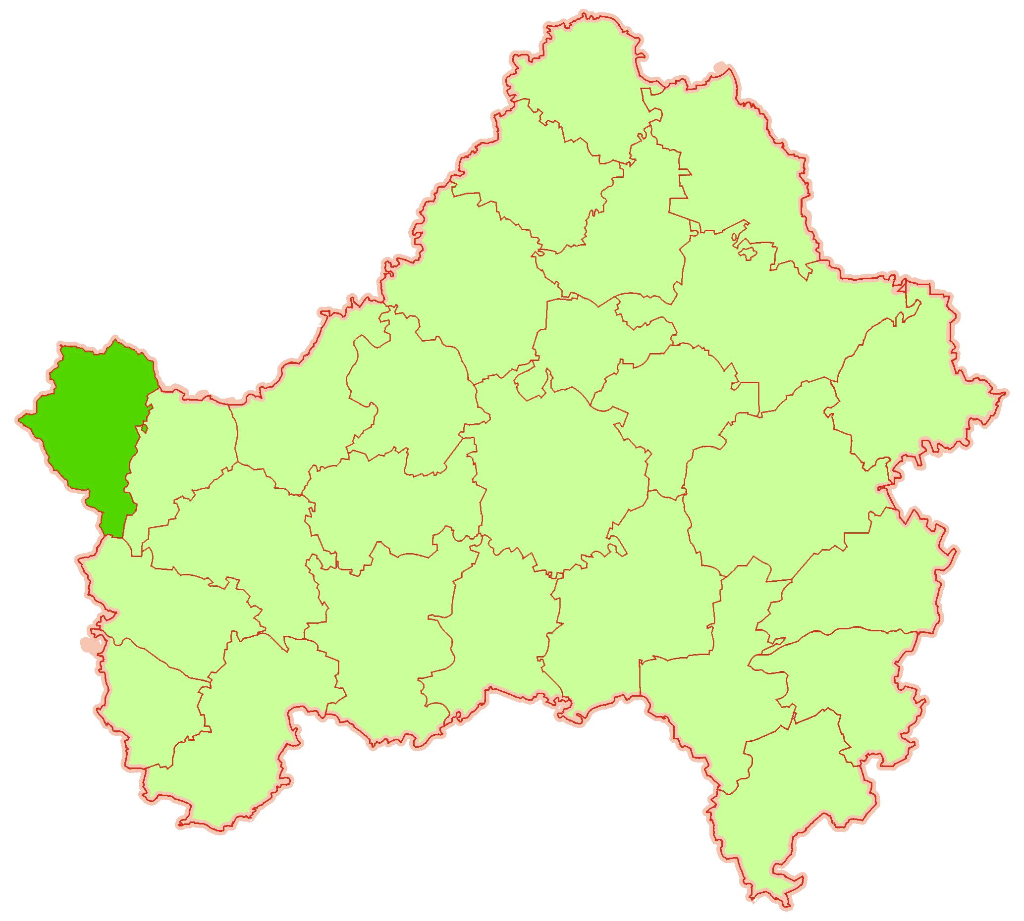 брянская область карта картинка наверное, первая