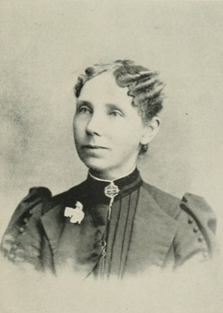 LAURA M. WRIGHT A woman of the century (page 815 crop).jpg