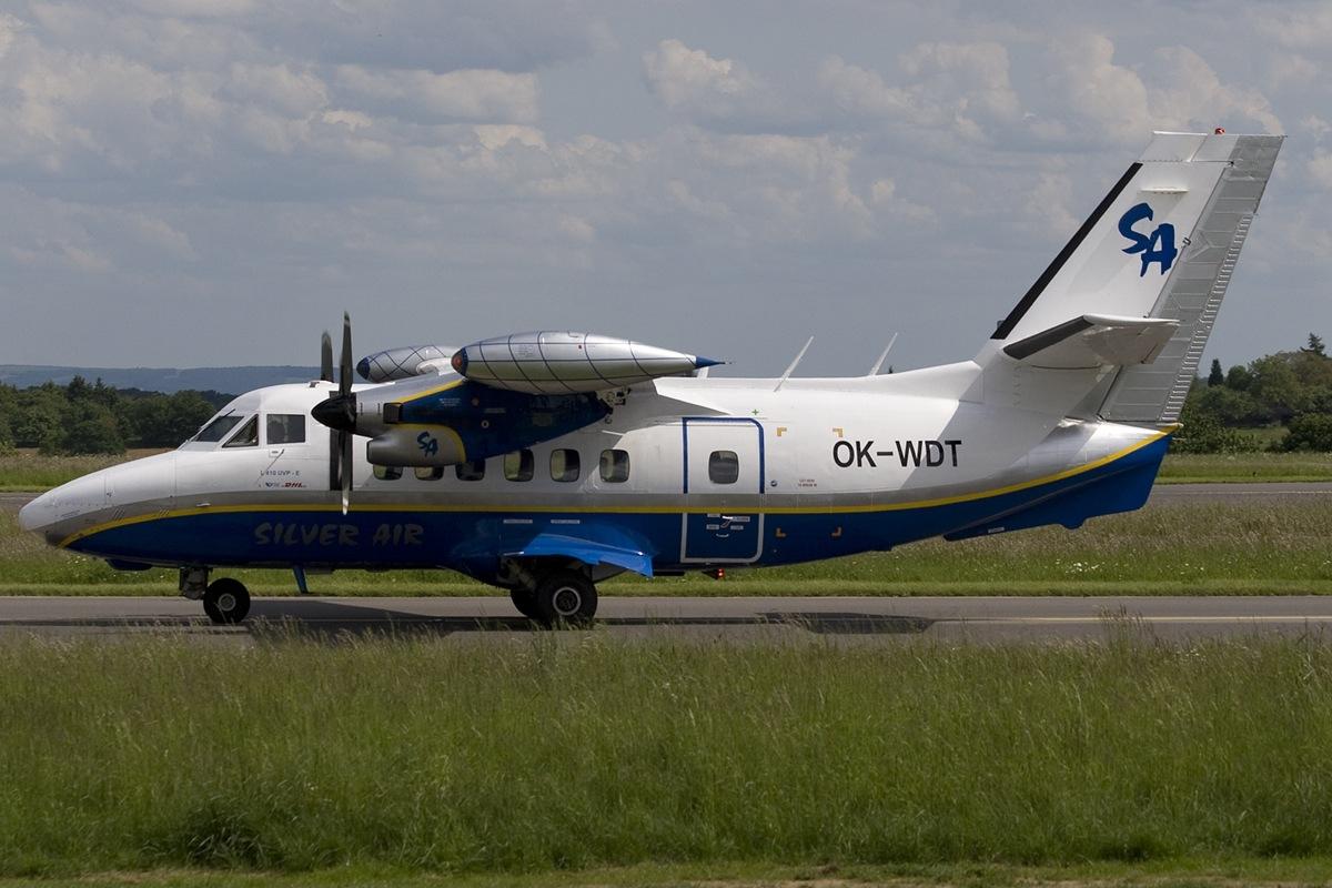 La compagnie aérienne Air Argent (Silver Air) .2