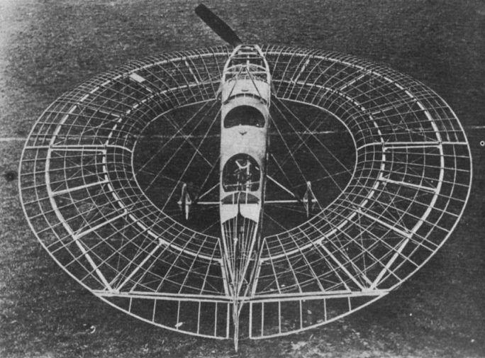 Lee-Richards Annular Monoplane No I