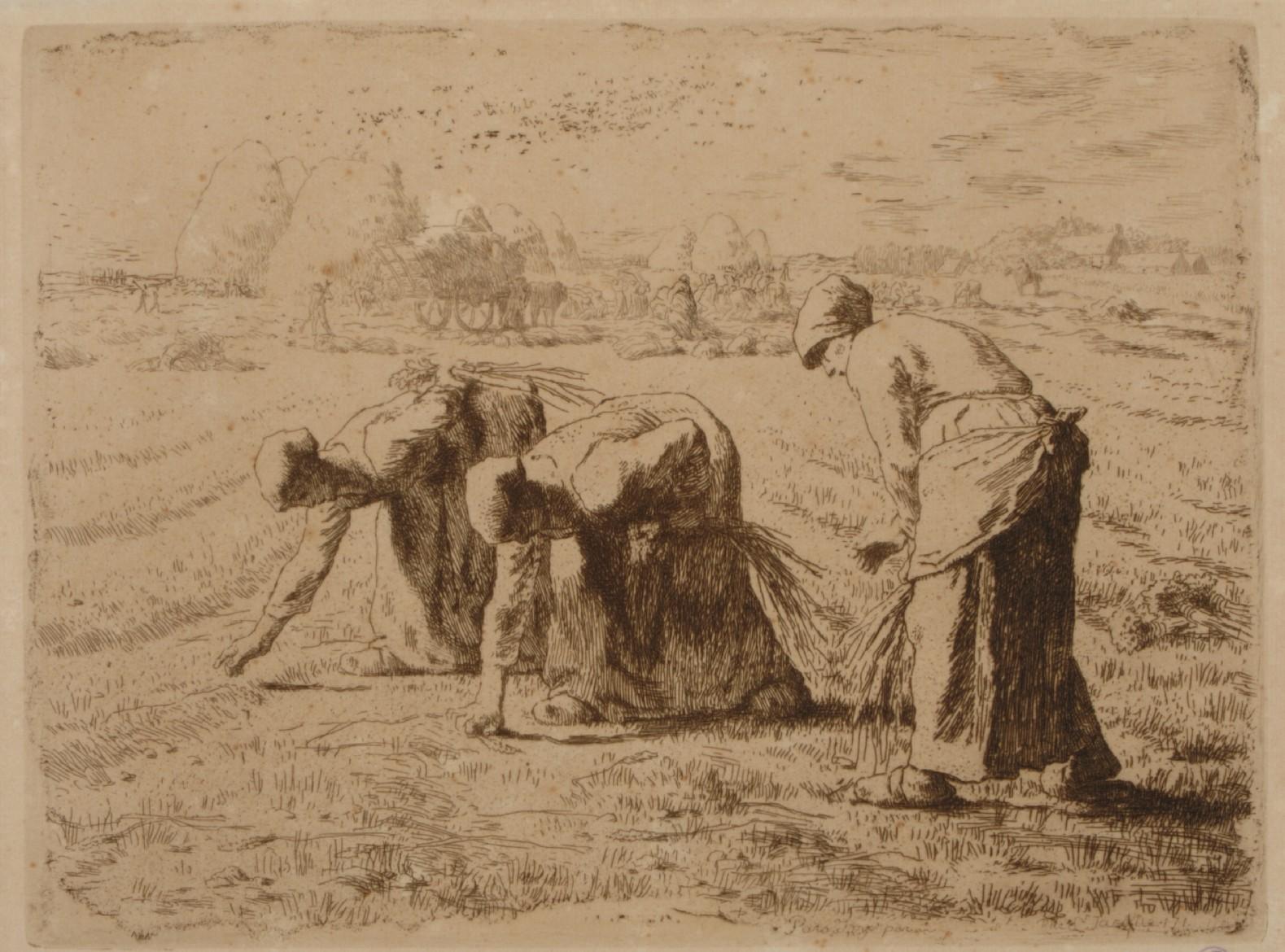 让·弗朗索瓦·米勒 Jean-Francois Millet - 水木白艺术坊 - 贵阳画室 高考美术培训