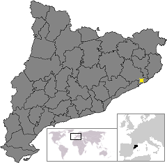Location of Lloret de Mar.png