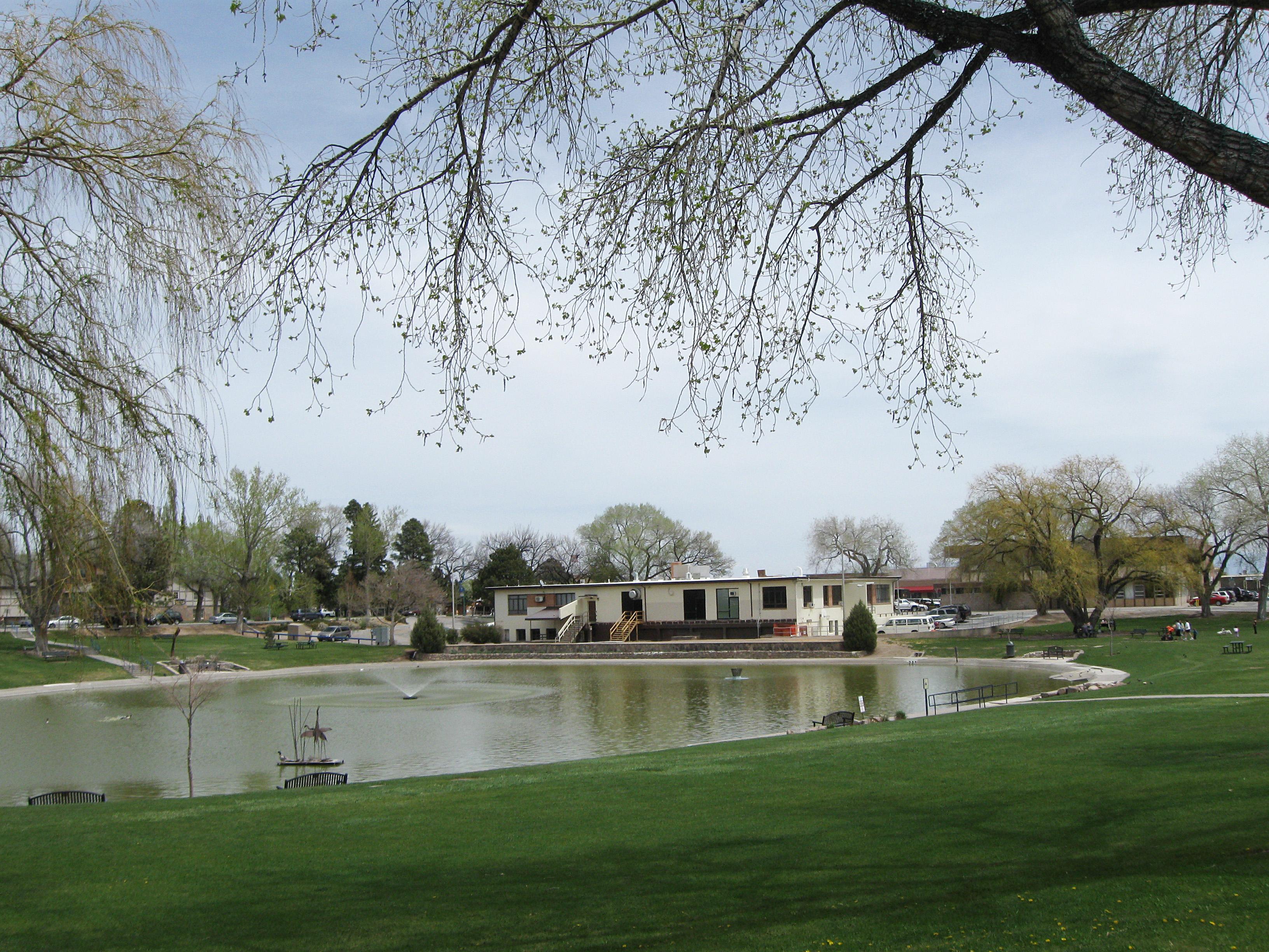 New mexico los alamos county los alamos - File Los Alamos New Mexico Ashley Pond Park Jpg