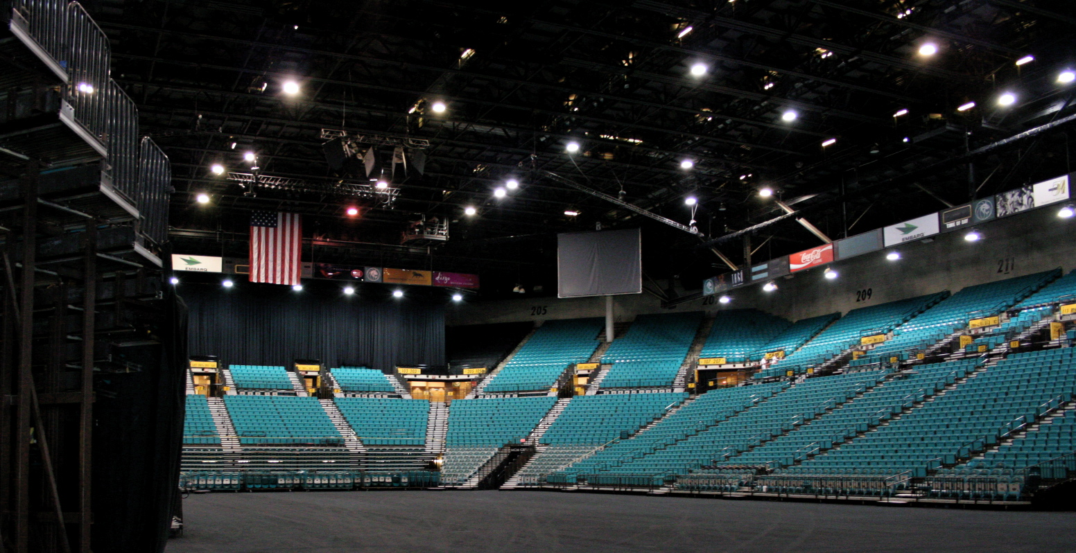mgm grand garden arena event venue