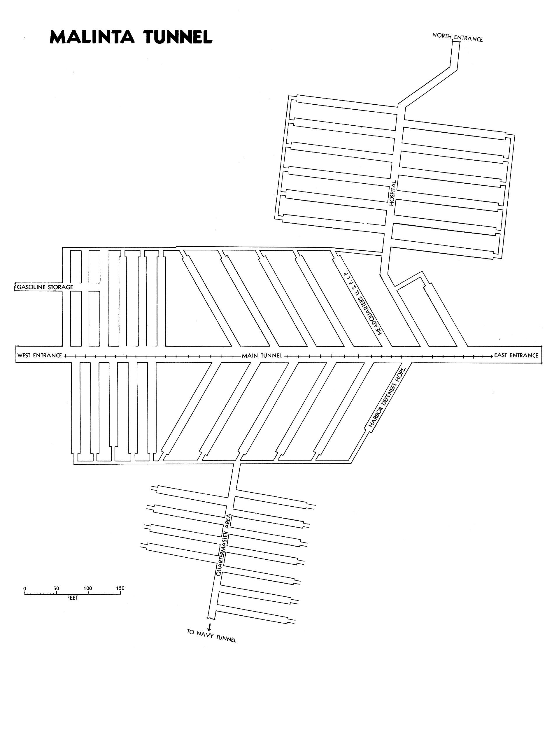 Malinta Tunnel Located File:malinta Tunnel Diagram
