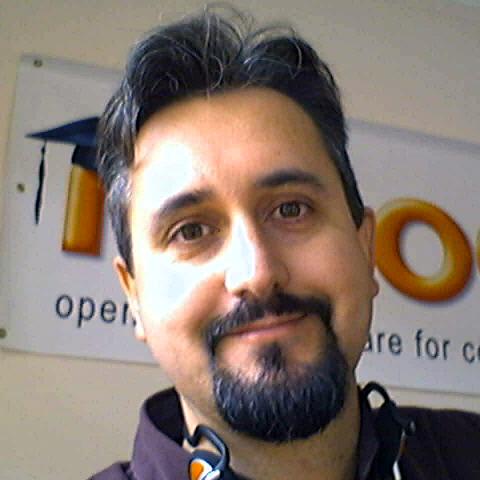 Martin Dougiamas, creator of Moodle