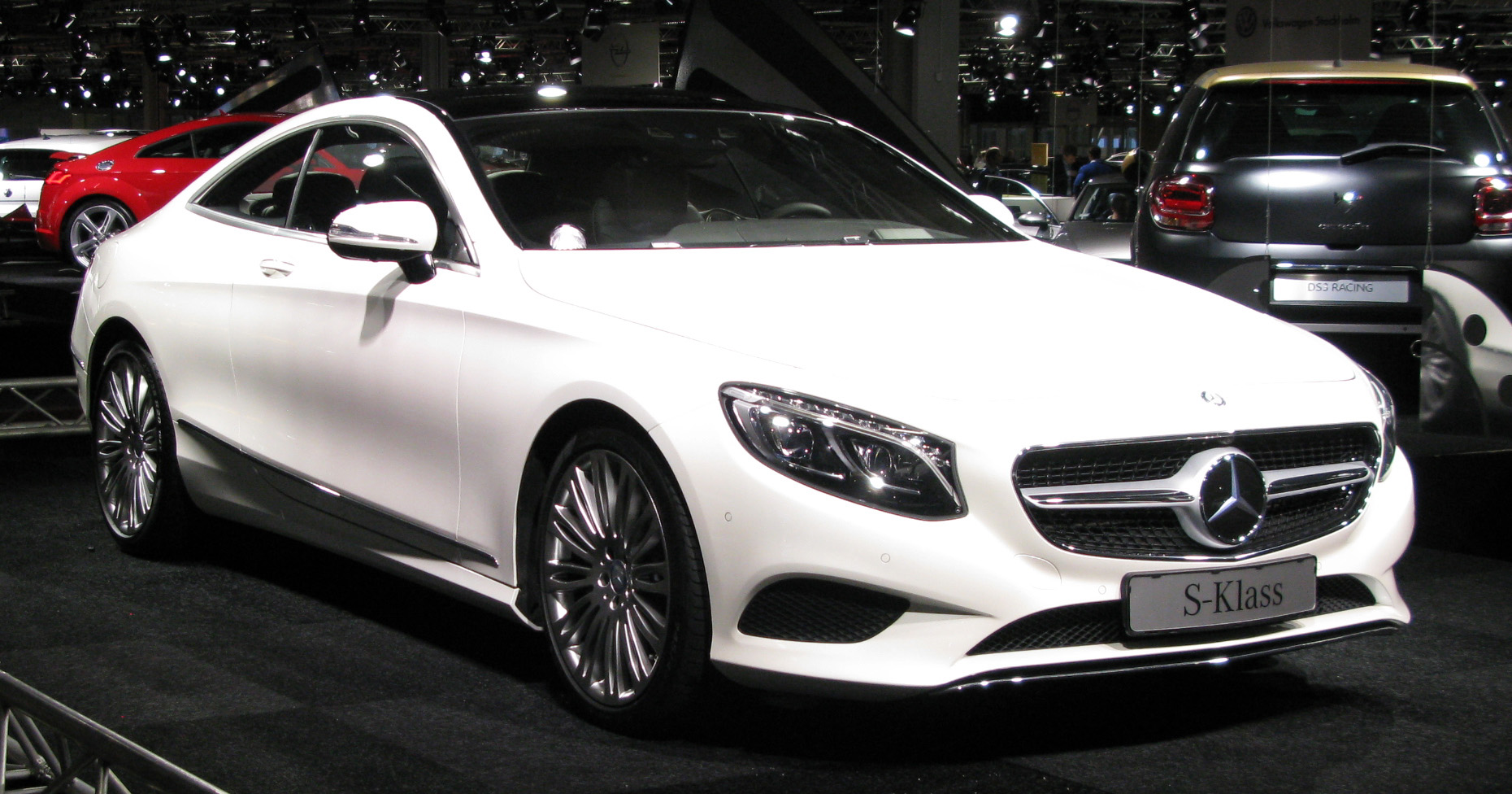 Mercedes Benz C Year