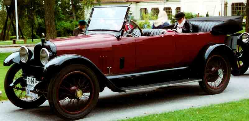 Roadster Electric Car