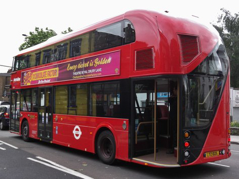Metroline bus LT25 (LTZ 1025), route 24, 23 June 2013.jpg