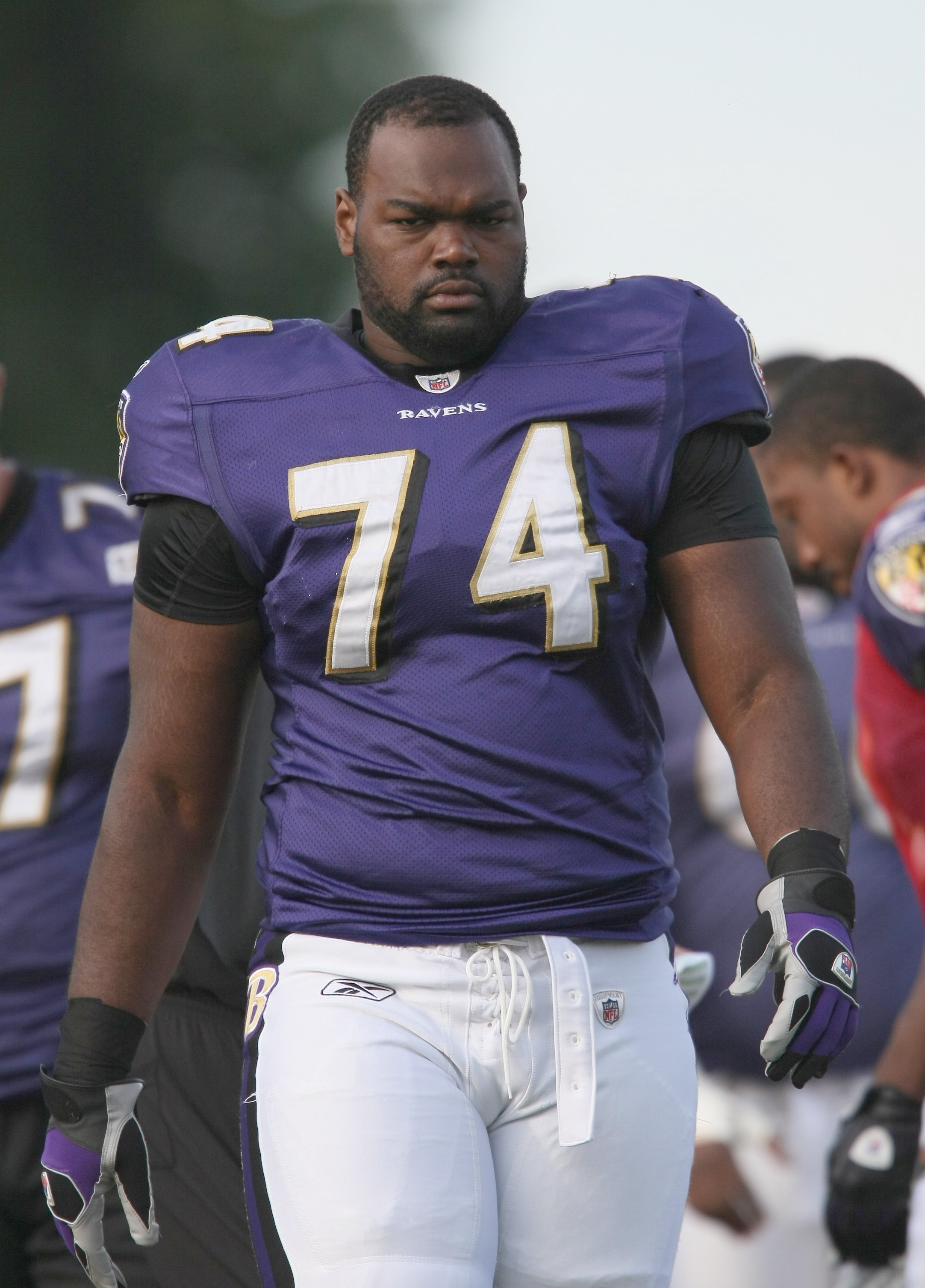 Oher and McKinnie Could be Out of Starting Role