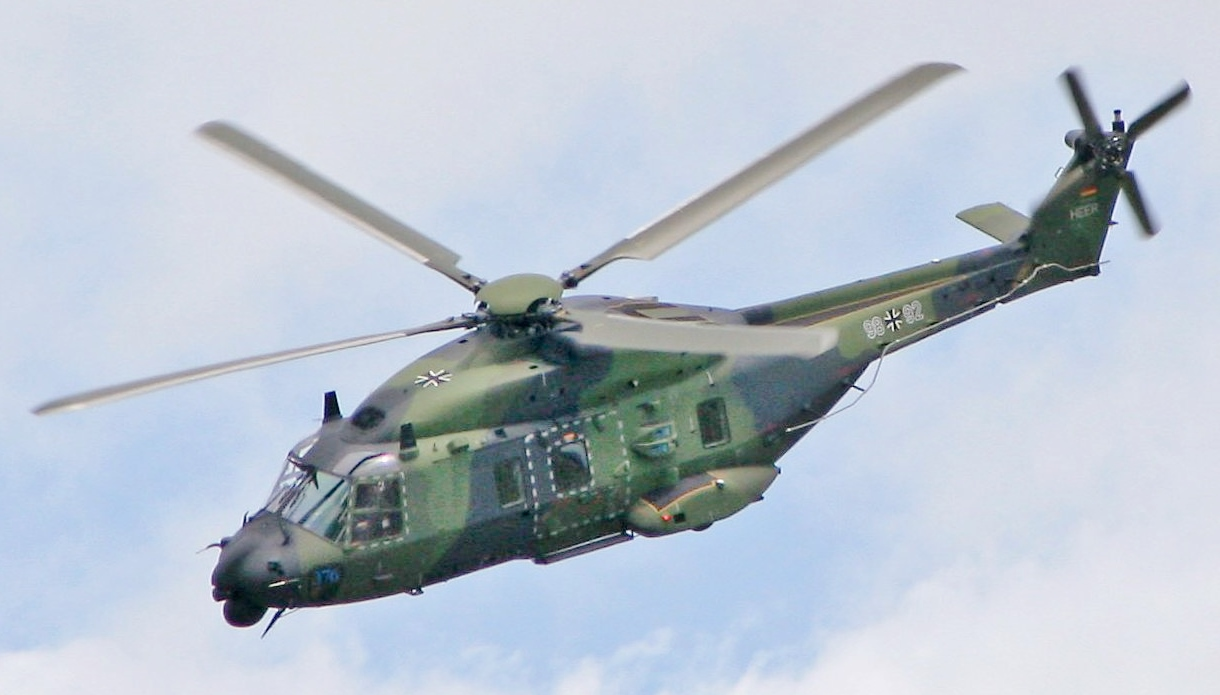 Elicottero Nh90 : Nhindustries nh wikipedia