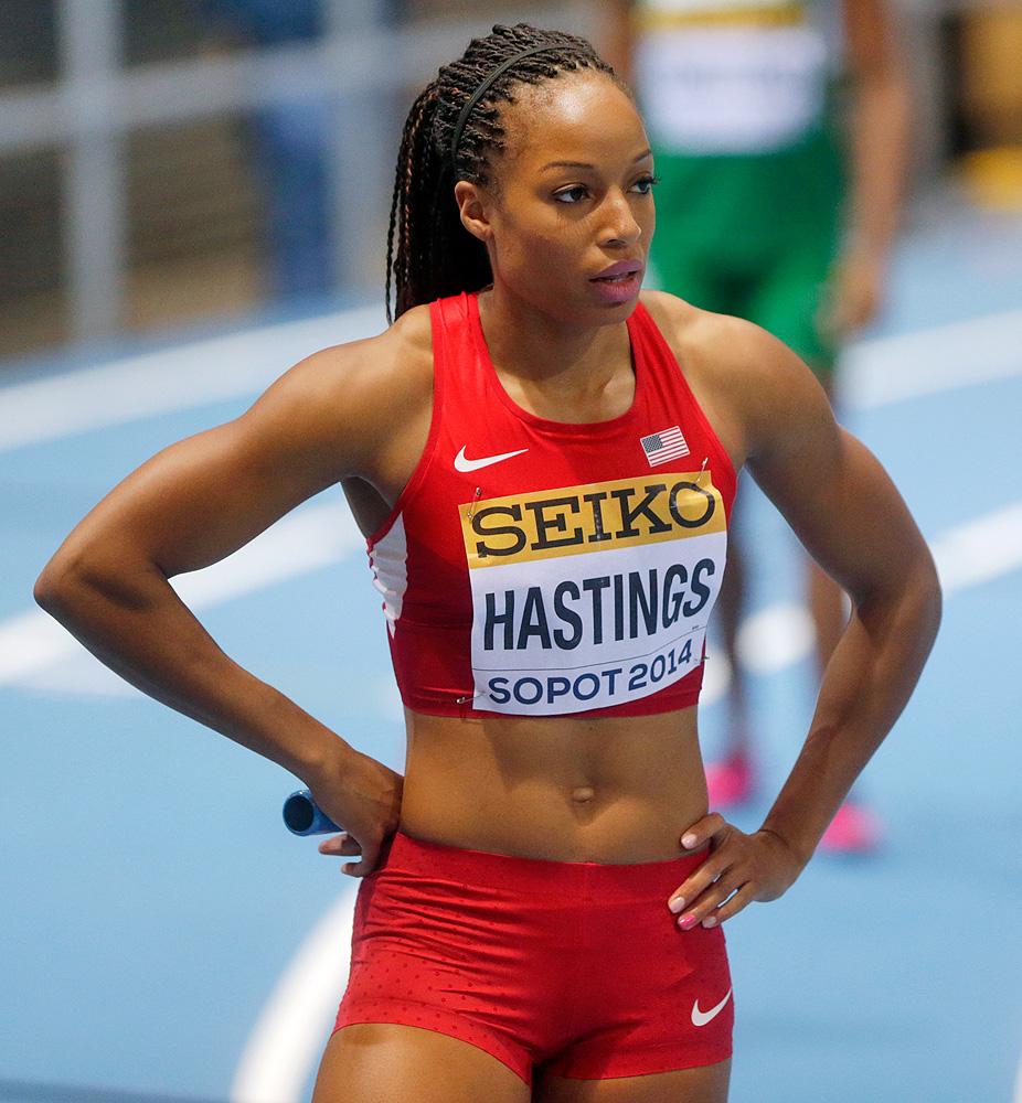 Natasha Hastings age