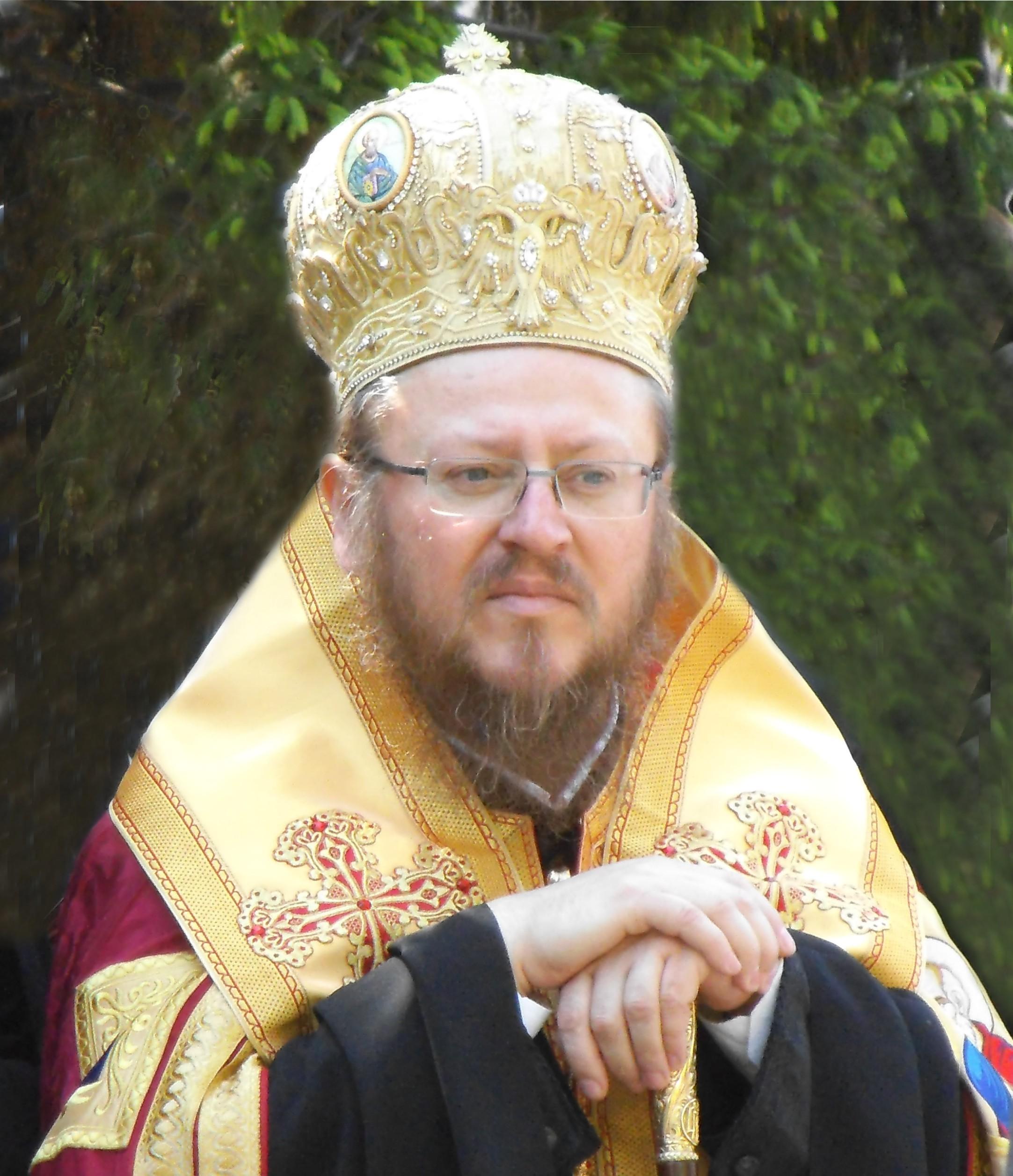 IPS Mitropolit Naum de Ruse, la zi aniversara. Reprezentant al Bisericii Bulgare la Sarbatoarea Sfantului Dimitrie Basarabov, in Bucuresti