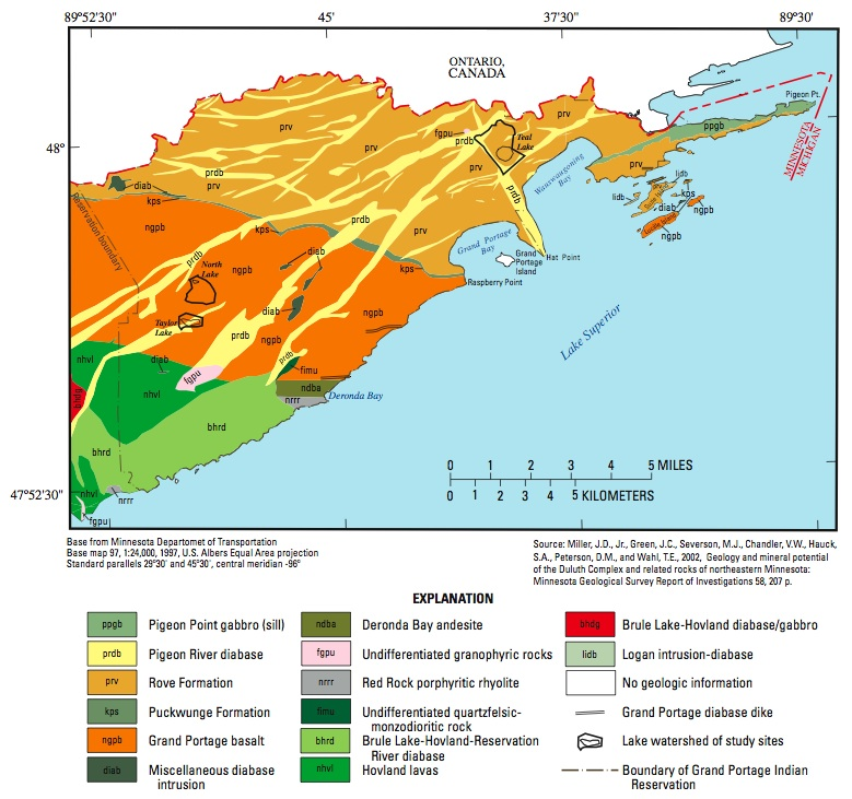 Mn On Us Map.File Ne Mn Geologic Map Jpg Wikimedia Commons