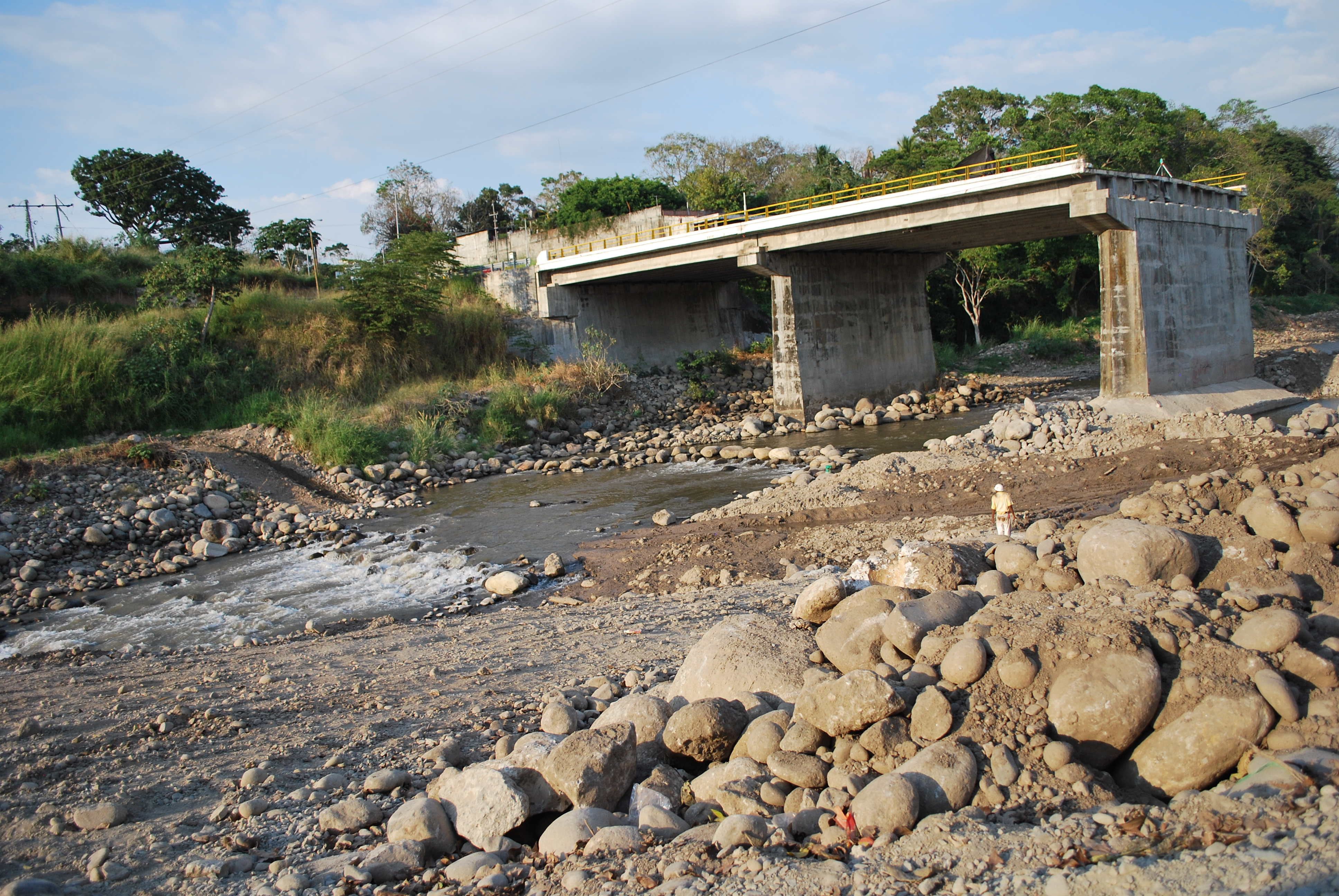 Chiapas Bridge
