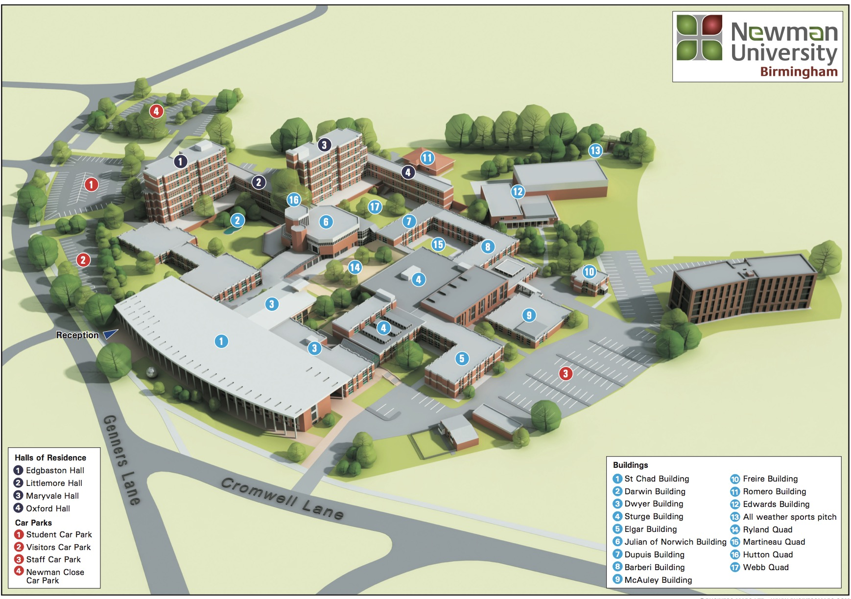 Norwich University Campus Map File:Newman University, Campus Map.   Wikimedia Commons