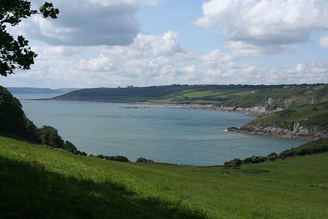Newton and Noss, by the entrance to The Warren - geograph.org.uk - 833605