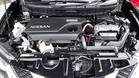 nissan x trail двигатель