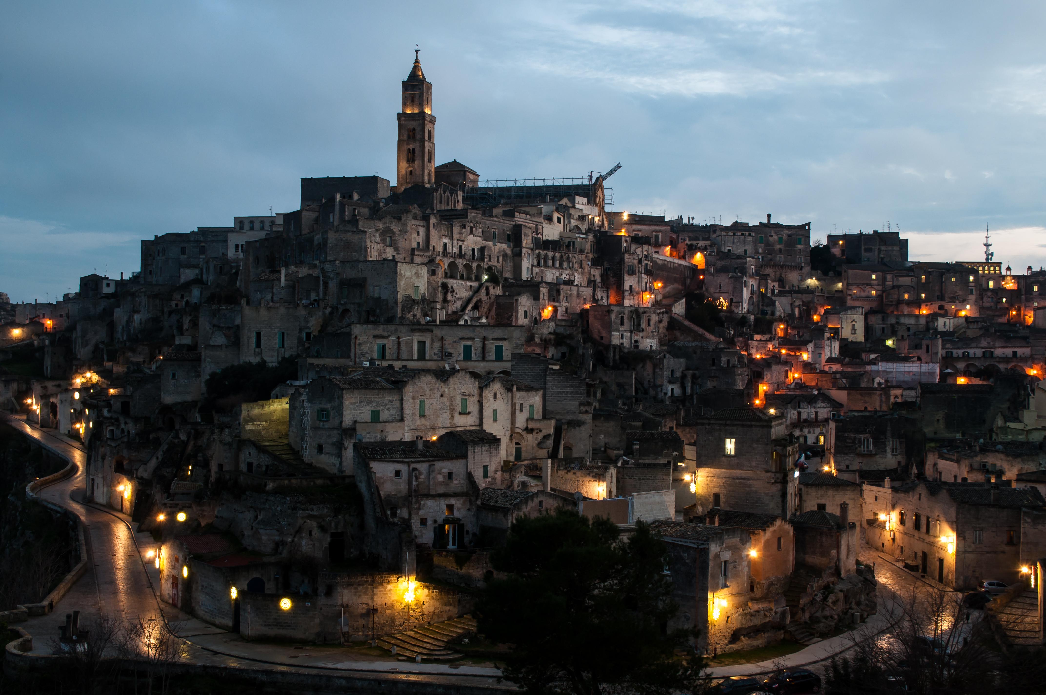 Il Sasso Barisano e parte della Civita