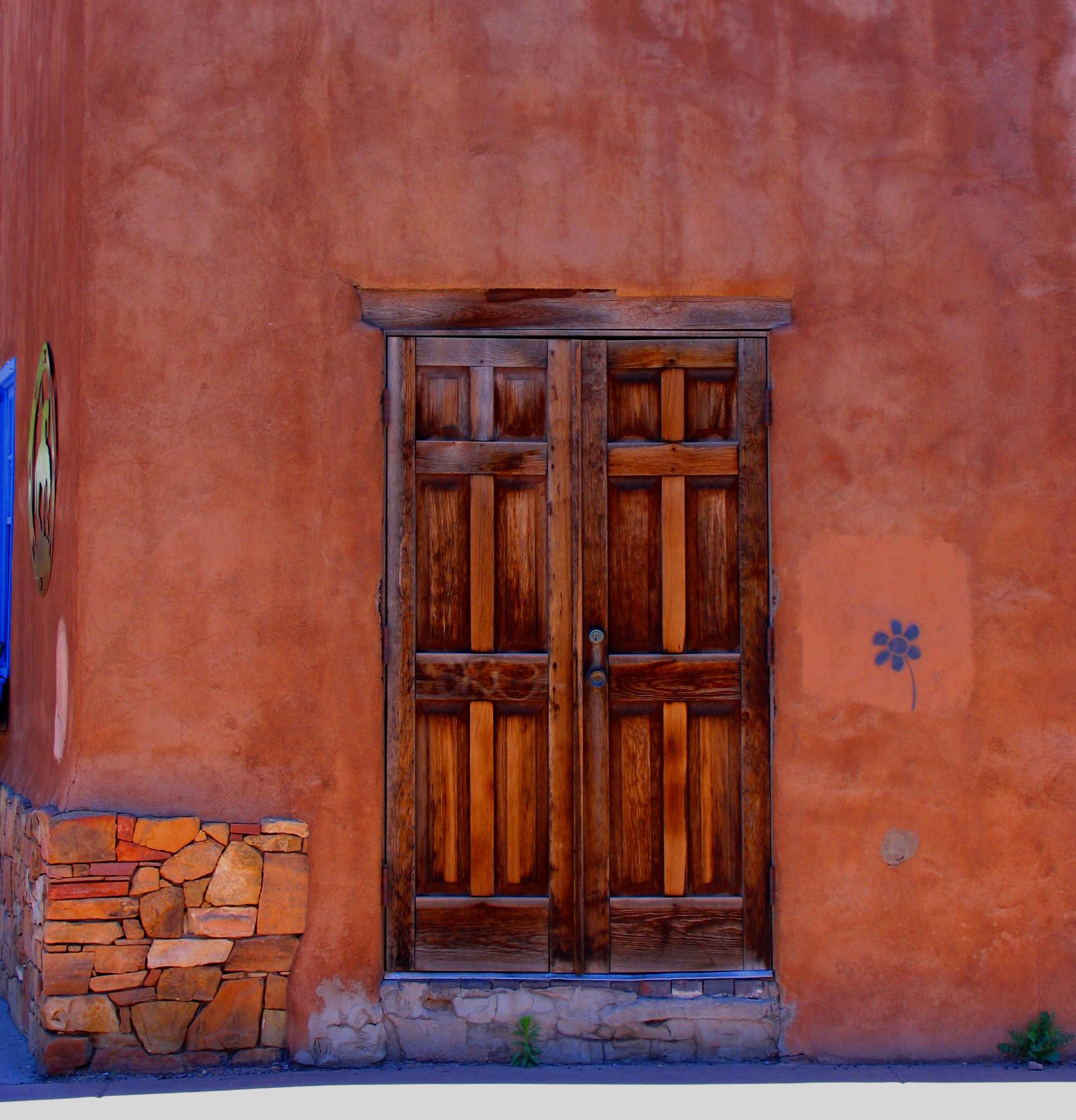 File:Old Santa Fe Door