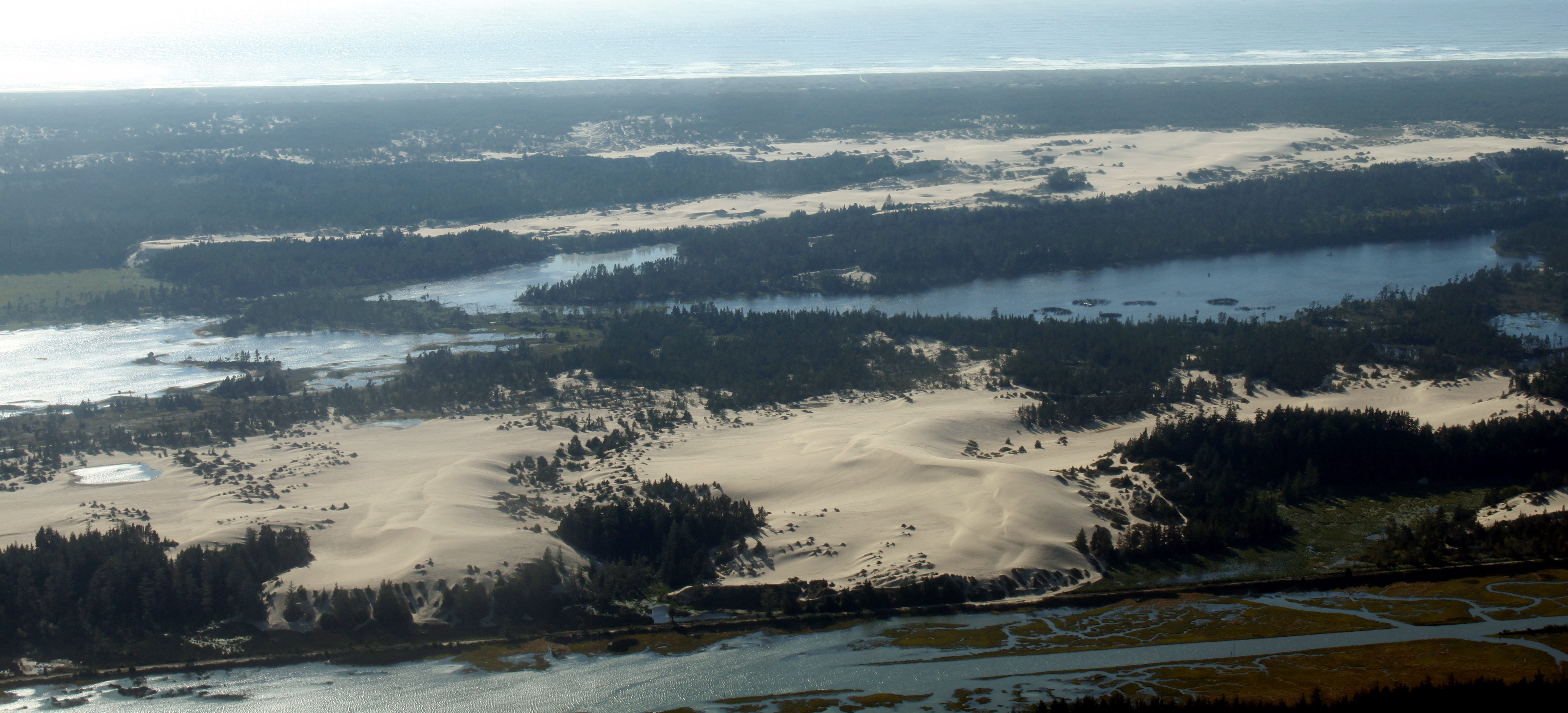 Coos Bay Oregon Dunes Campgrounds