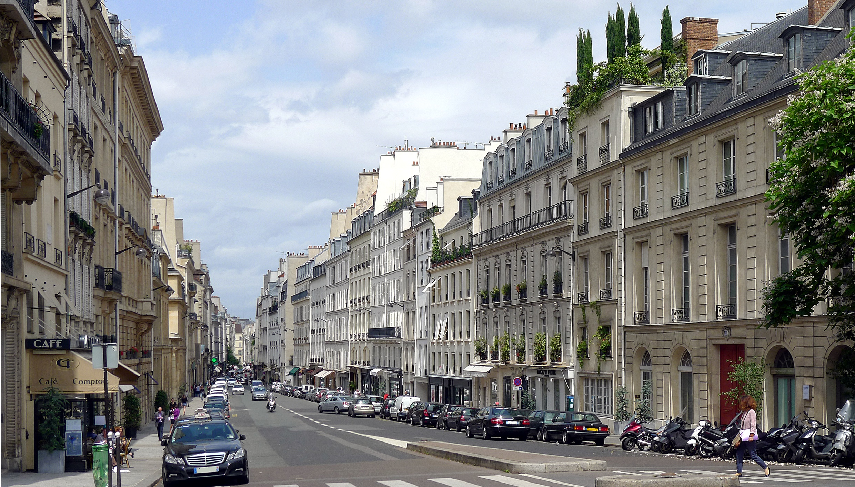 Hotel Rue De Madrid Paris
