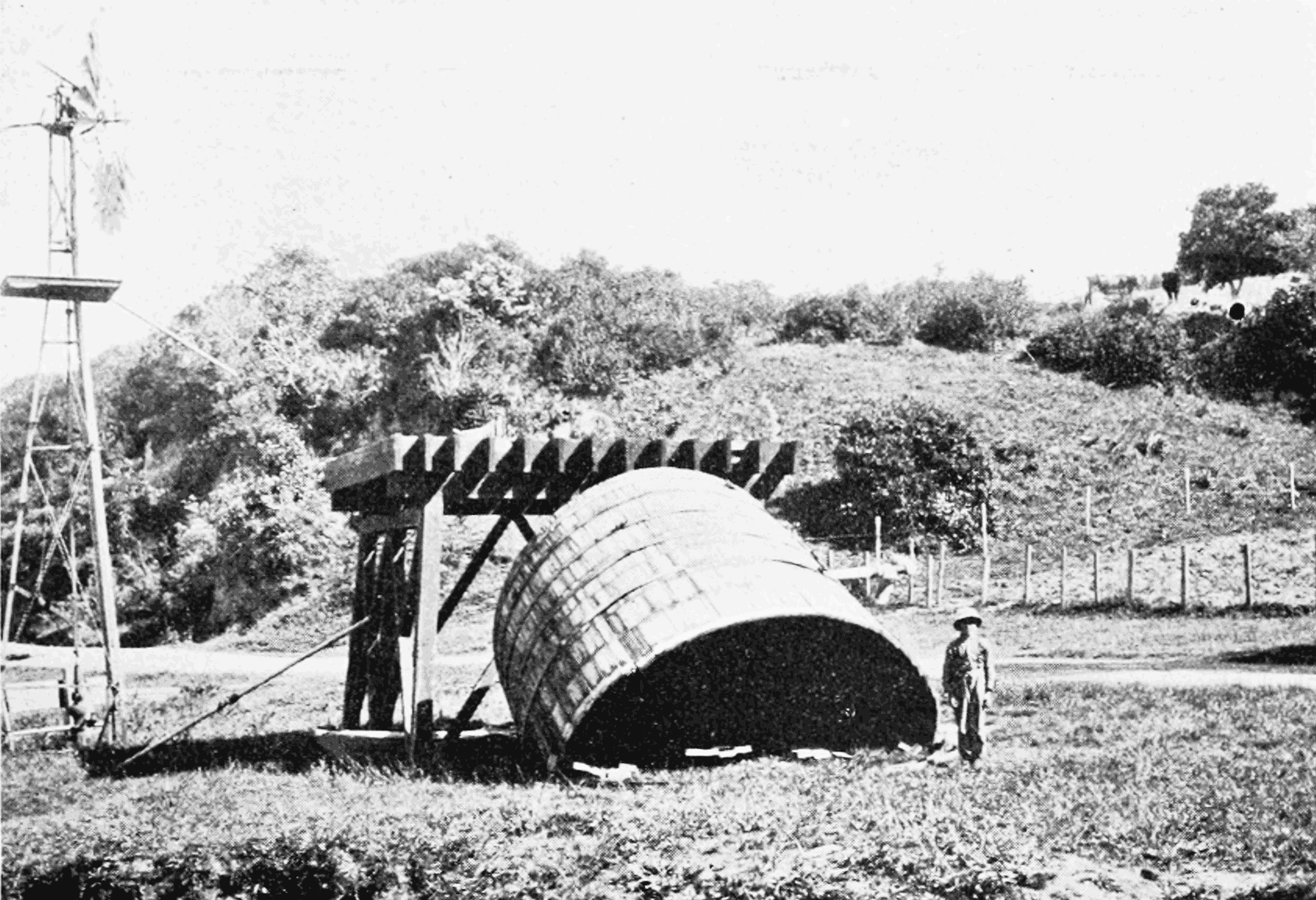 PSM V69 D115 Water tank toppled by the earthquake.png