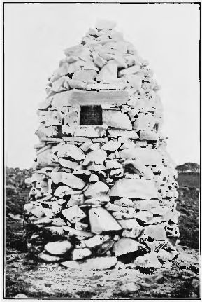 Page 218 cairn (The Life of Matthew Flinders).jpg