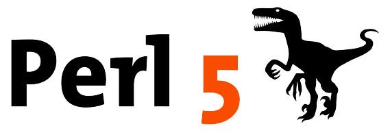 Alternative Perl 5 Logo Perl5Raptor.png