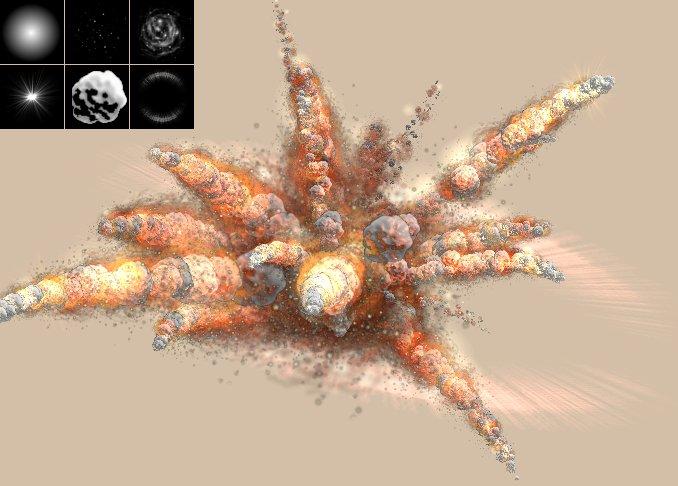 Pi-explosion