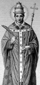 IMG ST. ALEXANDER I, the Fifth Pope of Rome