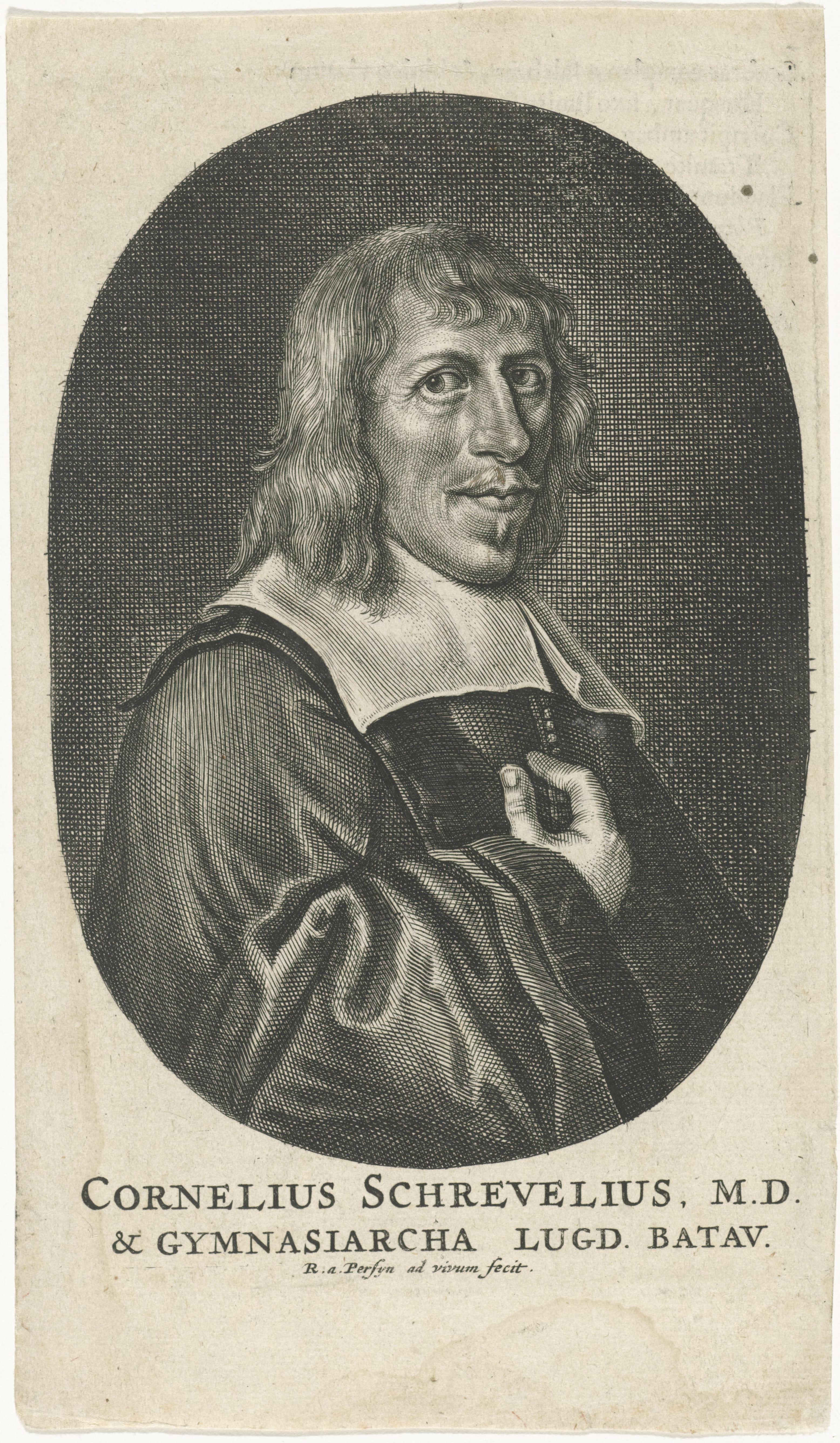 Cornelis Schrevel.