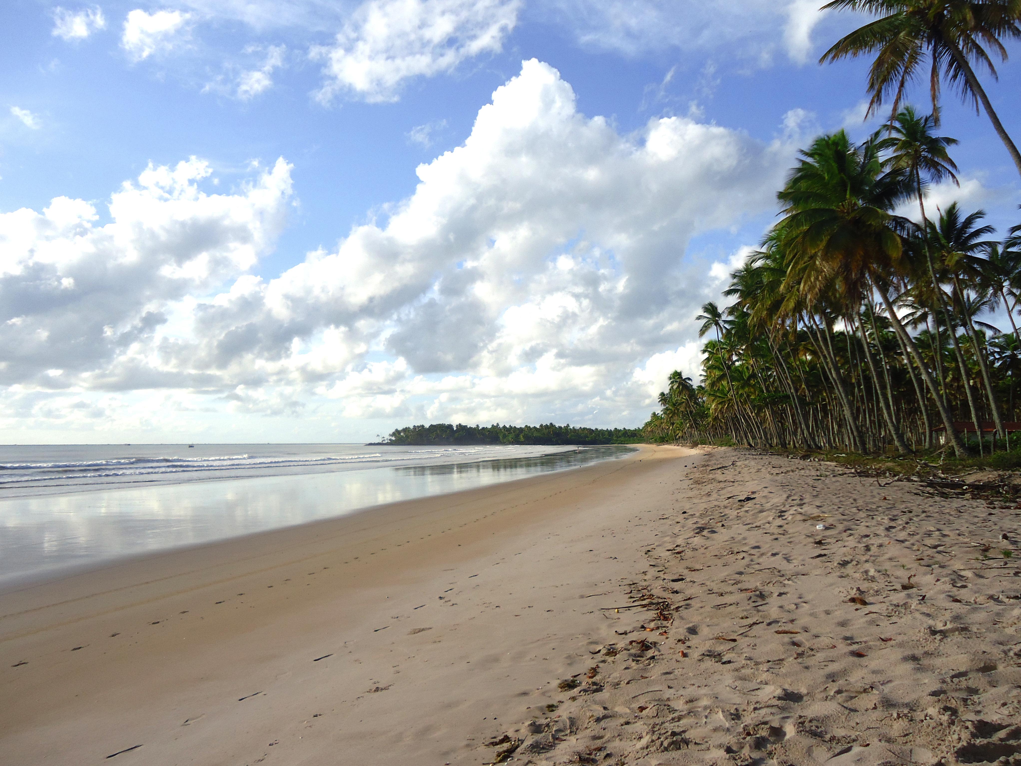 Cueira isla de Boipeba