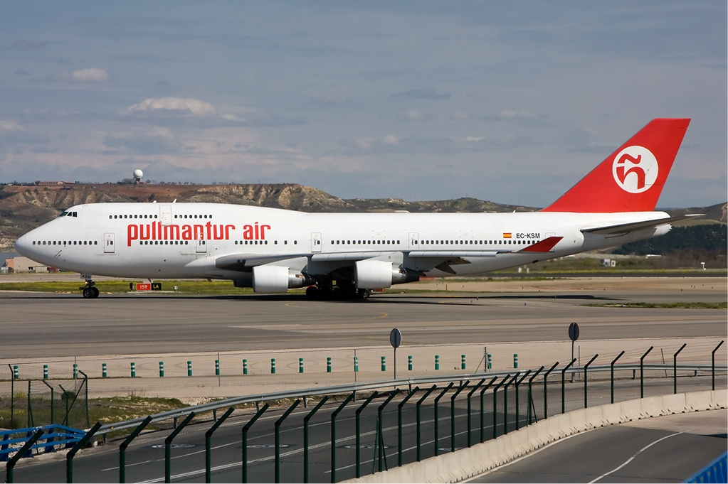 Resultado de imagen de Pullmantur Air,