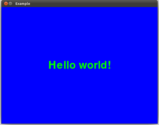 File:Pygame - Hello World png - Wikimedia Commons