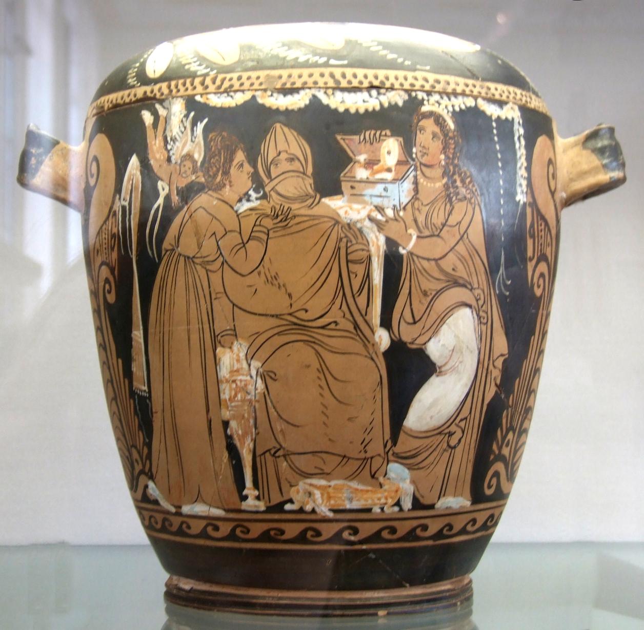 Babes in Artemisa