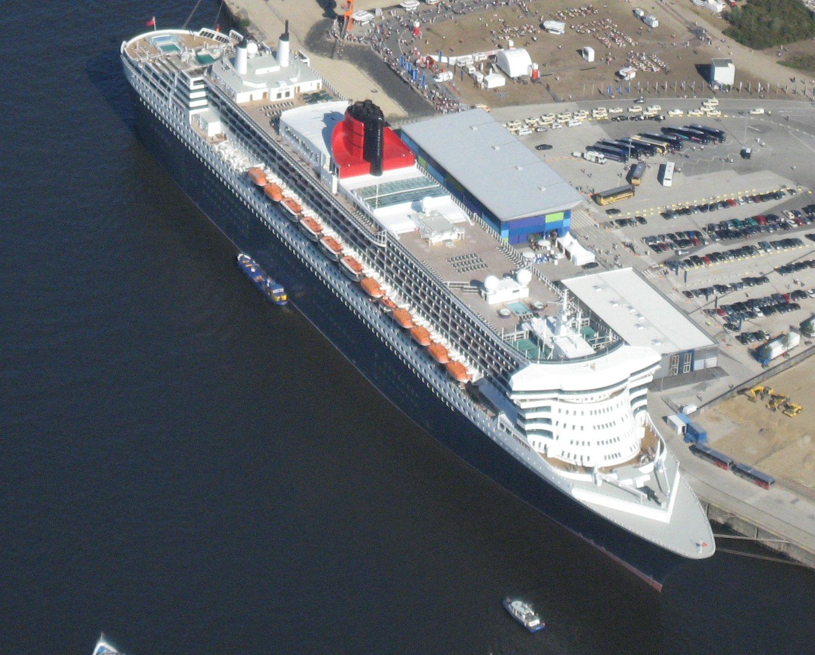 Queen Mary 2 Wikipedia