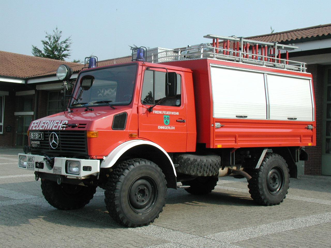 Camion Caisse Mercedes Temoin Moteur Clignote