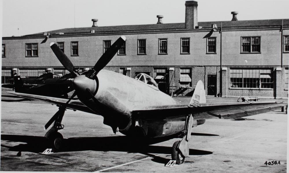 Kuvahaun tulos haulle Republic XP-72 Ultrabolt