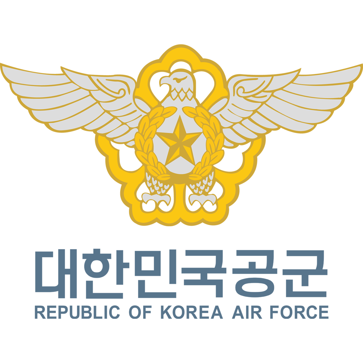 Image result for korean military eagle symbol