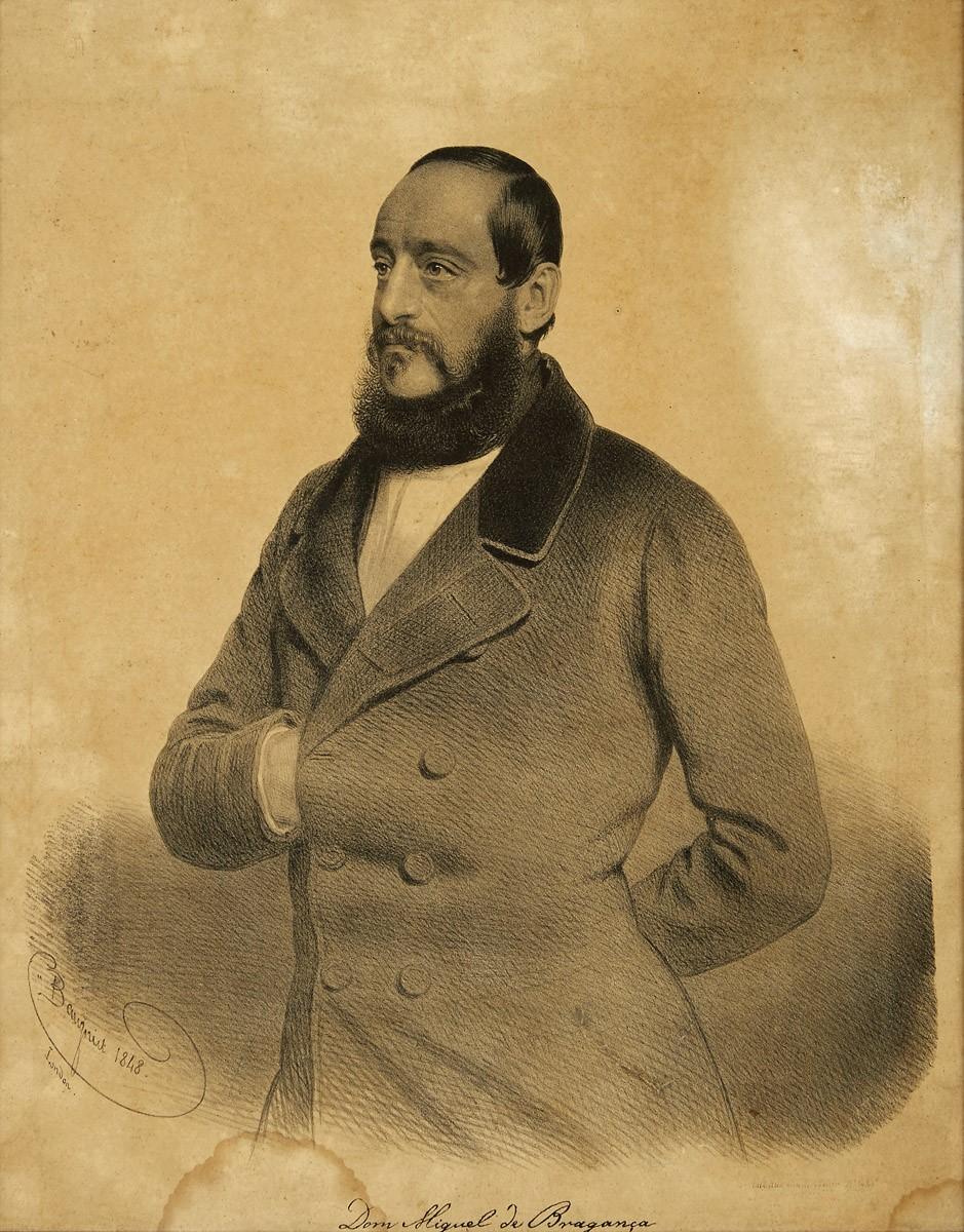 Miguel I de Portugal - Wikipedia, la enciclopedia libre