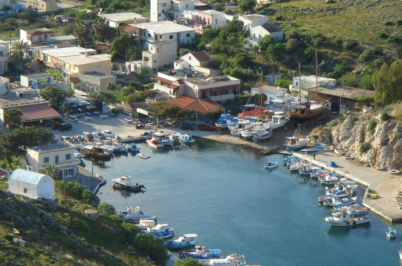 3 island cruise , Kalymnos
