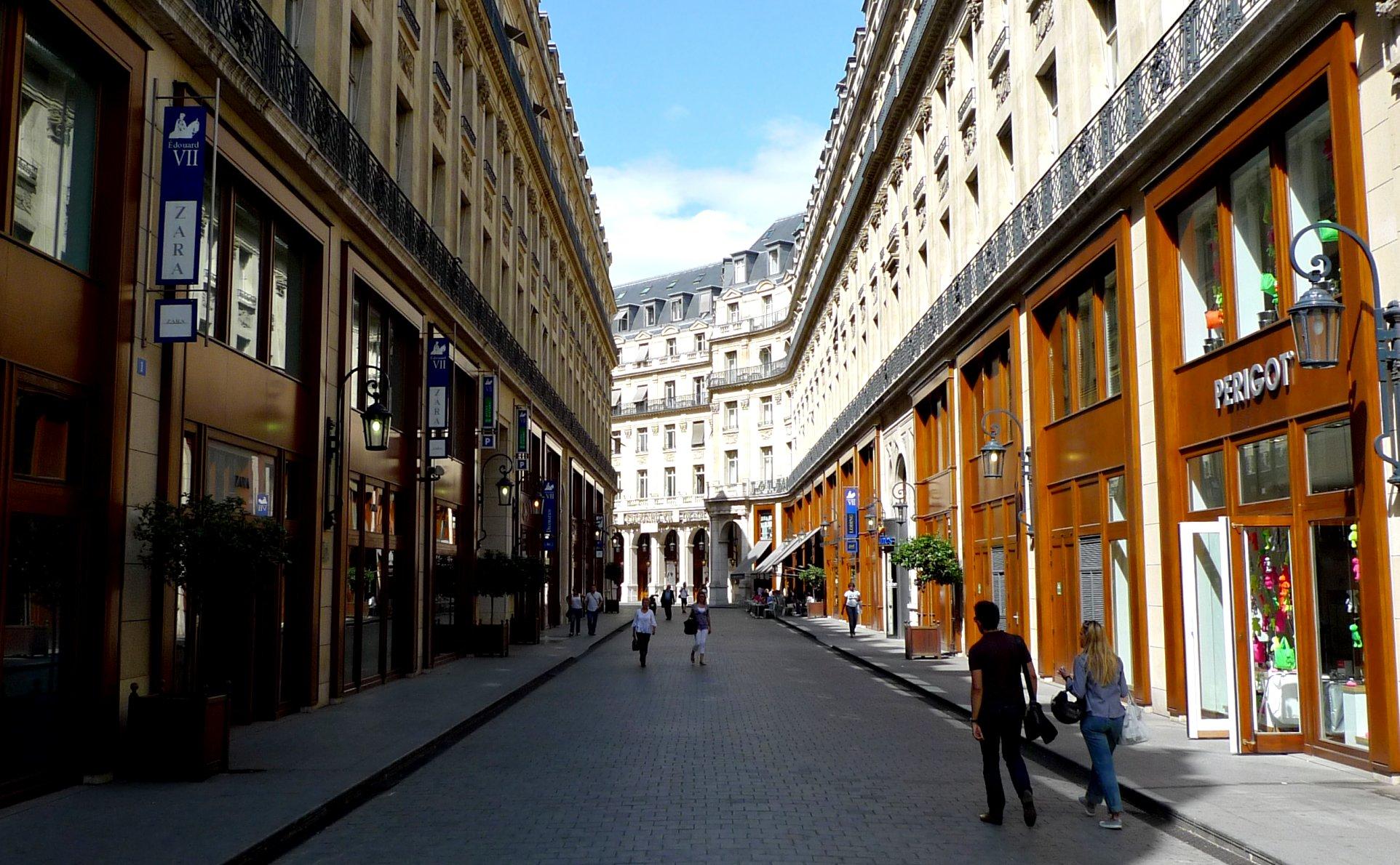 Restaurant Rue Edouard