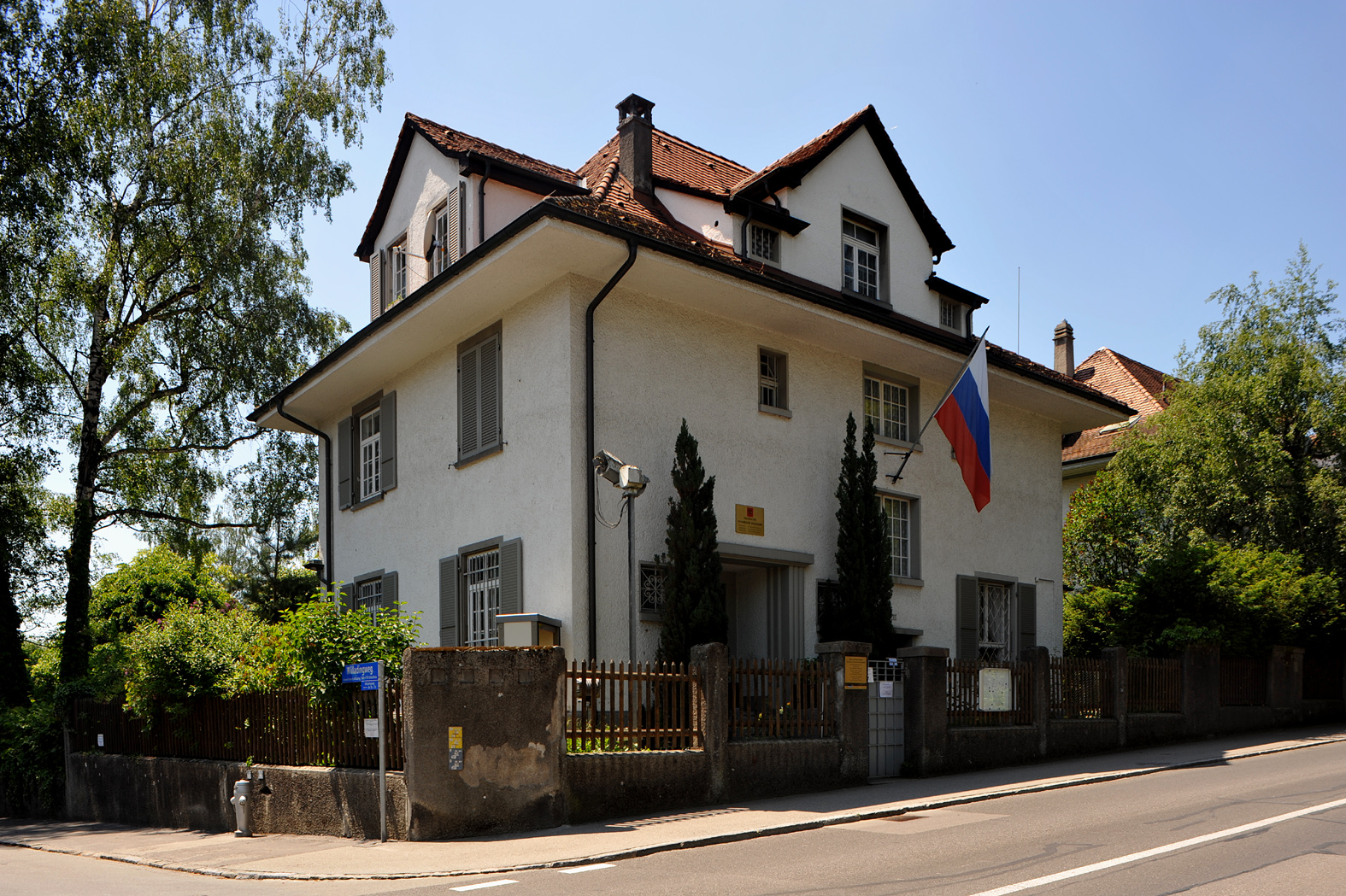 from Callen in switzerland russian embassy