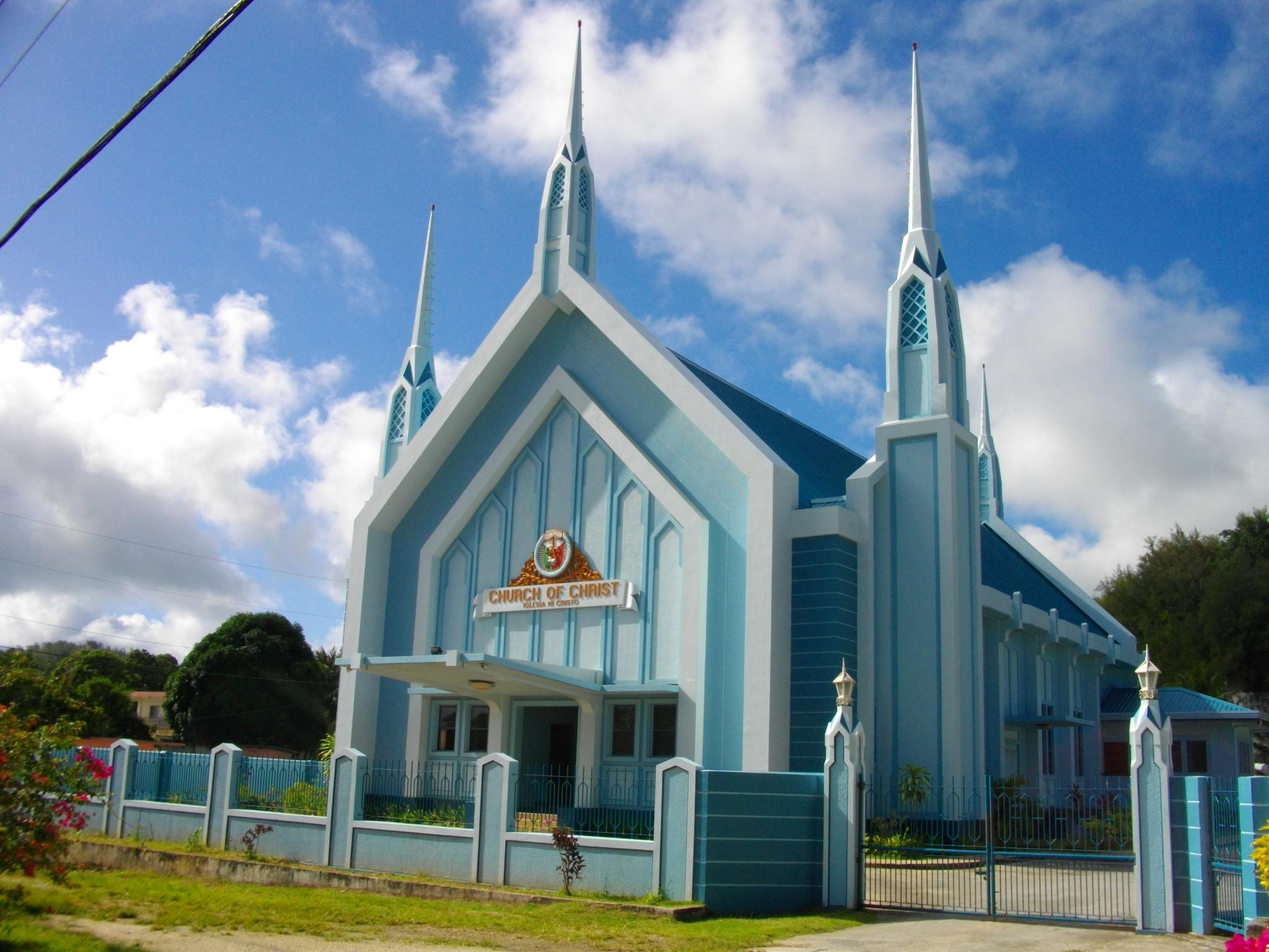 File:Saipan Church of ...