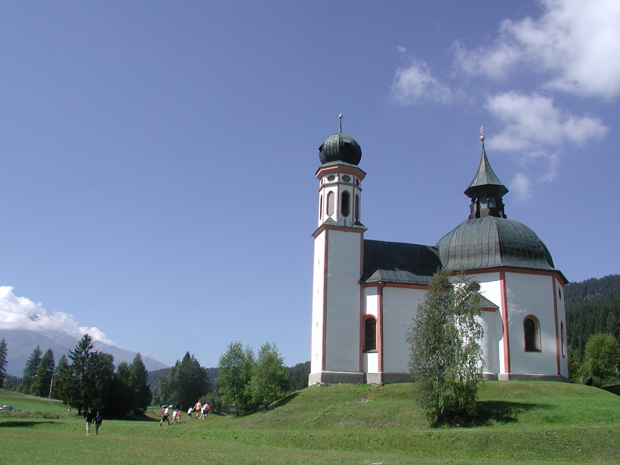 Kościół Św. Oswalda w Seefeld - miejsce cudu eucharystycznego