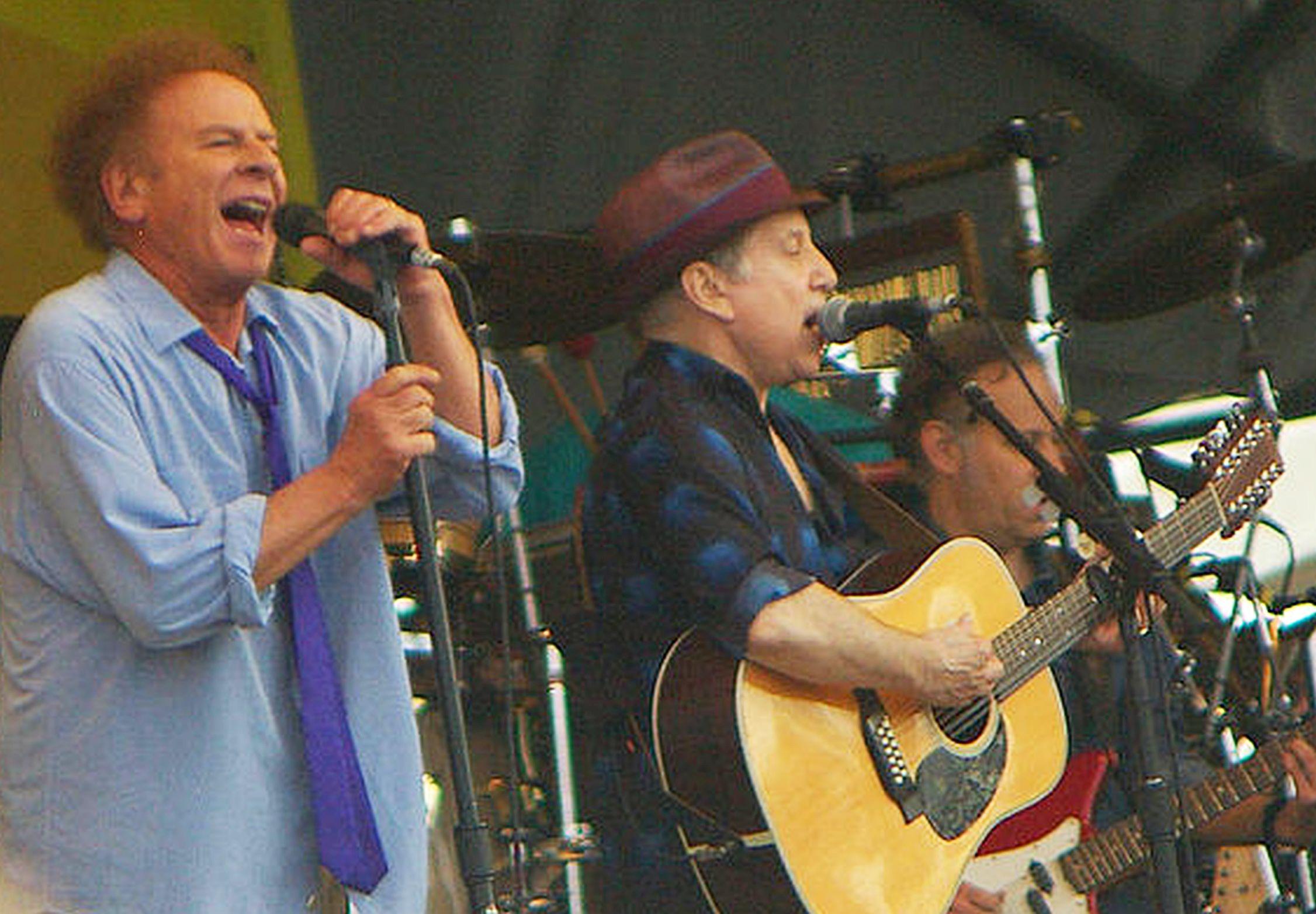 Simon And Garfunkel Tribute Band Tour