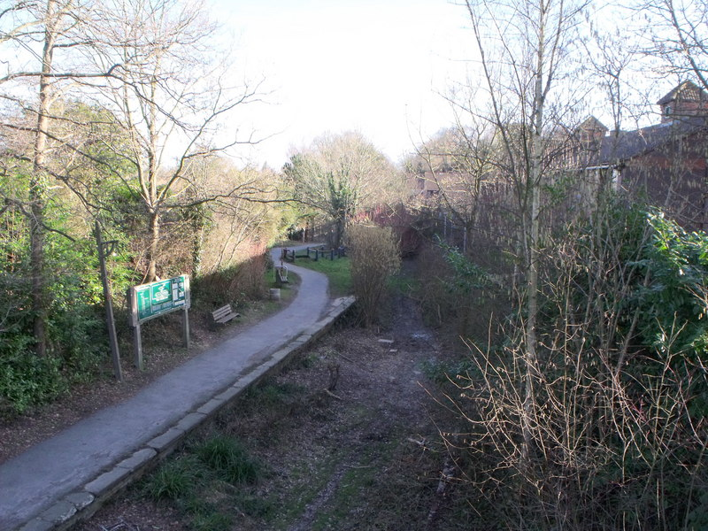 Site of Horam Railway Station, East Sussex - geograph.org.uk - 1737899
